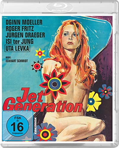Jet Generation - Limitiert auf 500 Stück - Edition Deutsche Vita # 13 [Blu-ray]