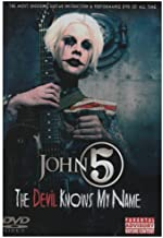 Best john 5 the devil knows my name Reviews