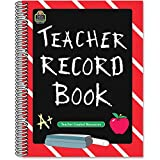 Teacher Created Resources: Teacher Record Book