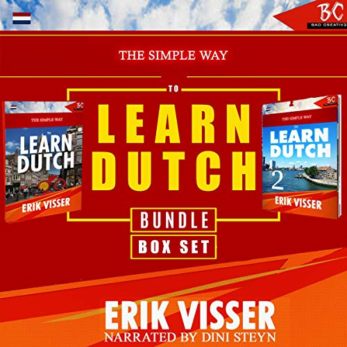 The Simple Way to Learn Dutch Box Set: Books 1 and 2 cover art