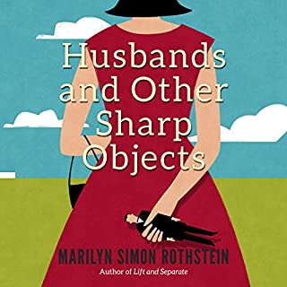 Husbands and Other Sharp Objects audiobook cover art
