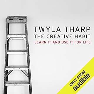 The Creative Habit cover art