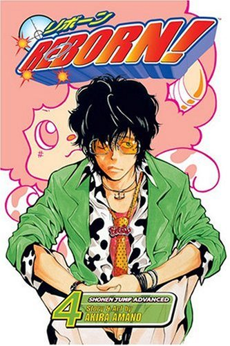 Reborn Vol 04 Bucking Bronco Book By Akira Amano
