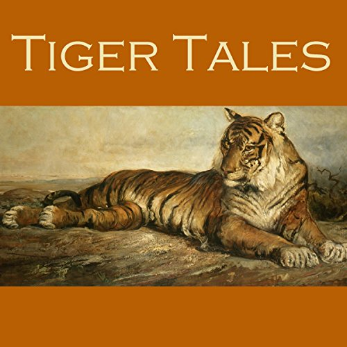 Tiger Tales audiobook cover art