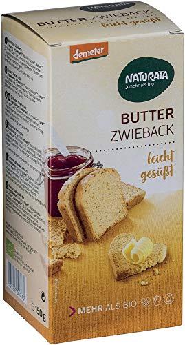 Naturata Bio Butter-Zwieback (2 x 150 gr)