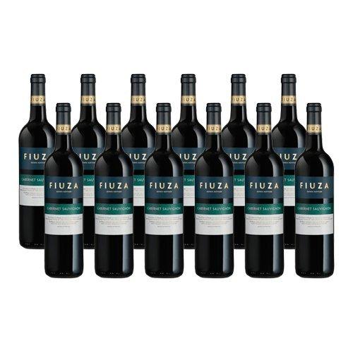 Fiuza Cabernet Sauvignon - Vino Rosso- 12 Bottiglie