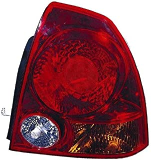 Outer Tail Light Taillamp For Hyundai Accent Sedan Passenger Right Side Rh 2003 2004 2005 2006