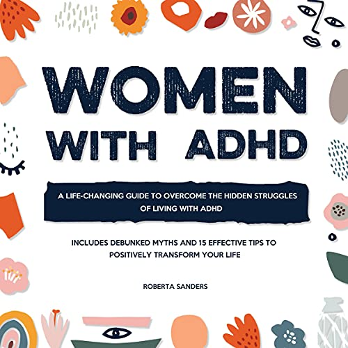 Women with ADHD cover art