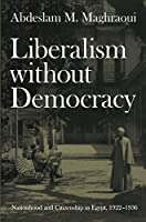 Liberalism Without Democracy: Nationhood And Citizenship in Egypt, 1922-1936 (Politics, History, and Culture)