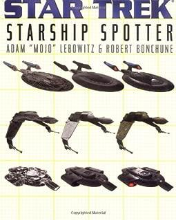 Starship Spotter (Star Trek (Unnumbered Paperback))