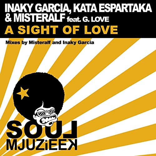 Inaky Garcia, Kata Espartaka & Misteralf feat. G. Love
