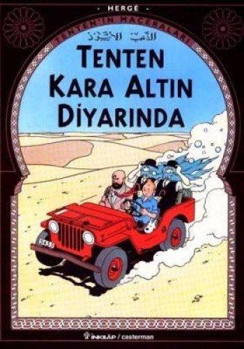 TENTEN KARA ALTIN DİYARINDA