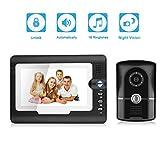 Excelvan 810FG11 Video Portero Timbre Intercomunicador (7