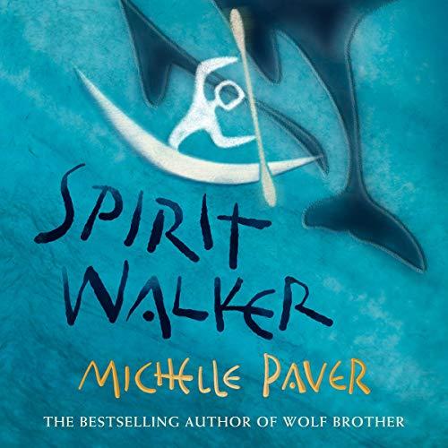Spirit Walker audiobook cover art