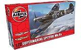 Airfix- Kit de modelismo, avión Supermarine Spitfire MK.Va (Hornby A02102)