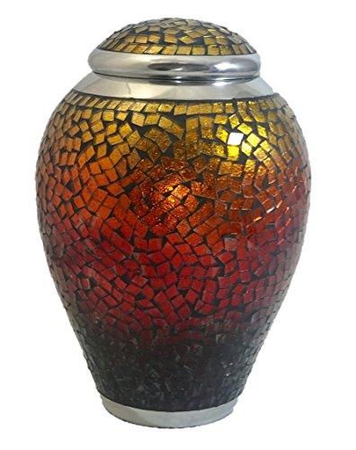 NWA Mosaic Cremation Urn