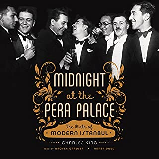 Midnight at the Pera Palace cover art