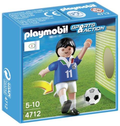Playmobil 4712 - Calciatore Italia