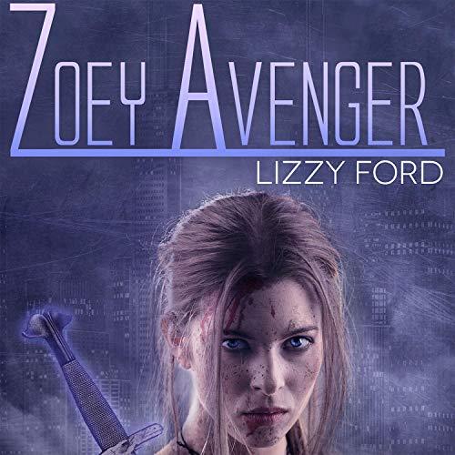 Zoey Avenger cover art