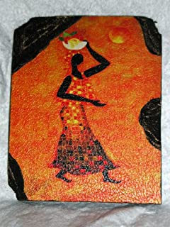 south african tribal paintings