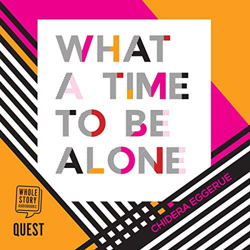 What a Time to Be Alone cover art