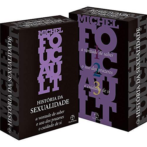 Box História Da Sexualidade