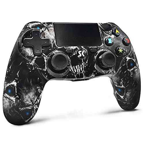 Controller for PS4, Wireless Gamepad Double Shock for Playstation 4...