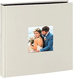 Hama Fine Art Jumbo - �lbum de fotos 30 x 30cm, 100 páginas, 50 hojas