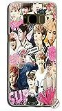 LLM BTS Kpop Bangtan Boys Band Korean Signature Rapmonster Jin Suga J-Hope Jimin V Jungkook Music Transparent Hard Cover Case for Samsung Galaxy (Samsung Galaxy S5)