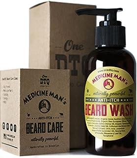 Medicine Man's Itchy Beard Wash 4,7 FL OZ