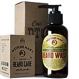 Medicine Man's Itchy Beard Wash 4,7 FL OZ - 100% Natural & Organic