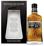 Highland Park - August 2019 Release - 21 year old Whisky