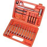 HORUSDY 22-Pieces Gunsmithing Tool, Punch Set...