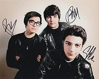 Il Volo (Piero Barone, Ignazio Boschetto, & Gianluca Ginoble) signed 8x10 photo