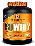 ROCKSPRINT   PROTEÍNA WHEY AISLADA   31,6g de proteína por dosis   Iso Whey   1kg Cookies & Cream
