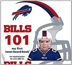 Buffalo Bills 101: My First Team-Board-Book (My First Team-board-books)