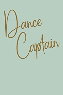 dance captain gifts
