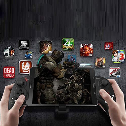 Kariwell Controlador de juegos inalámbrico, Bluetooth Trackpad Gamepad para Android Tablet PC, el mejor regalo para adolescentes, jóvenes, tu novio