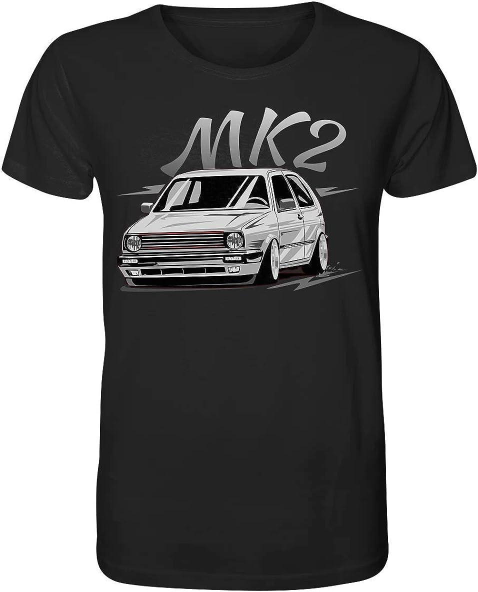 Glstkrrn Golf 2 Mk2 T Shirt Glstkrrn Bekleidung