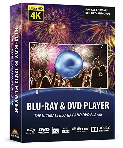 Blu-ray- und DVD-Player Software – das Media Center für Ihre Filme auf Blu-ray, DVD und anderen Audio- und Videoformaten – Windows 10 – 8.1 – 7