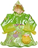 Kidorable Fairy Raincoat, Green, 12 18M