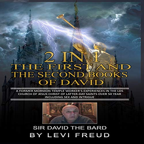2 in 1 the First and Second Books of David Audiobook By Levi Freud cover art
