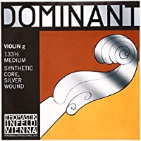 Dominant ドミナント バイオリン弦 1/2 G133
