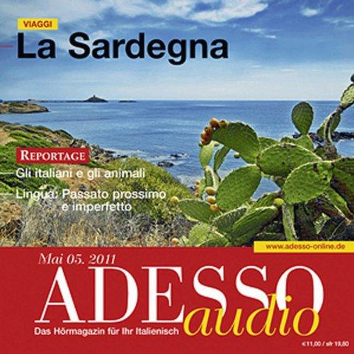 ADESSO Audio - Passato prossimo e imperfetto. 5/2011 Titelbild