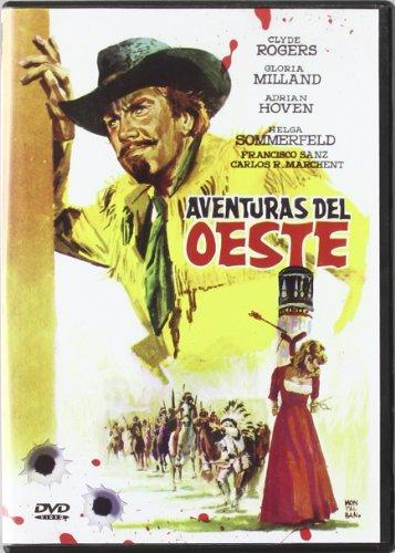Aventuras Del Oeste [DVD]
