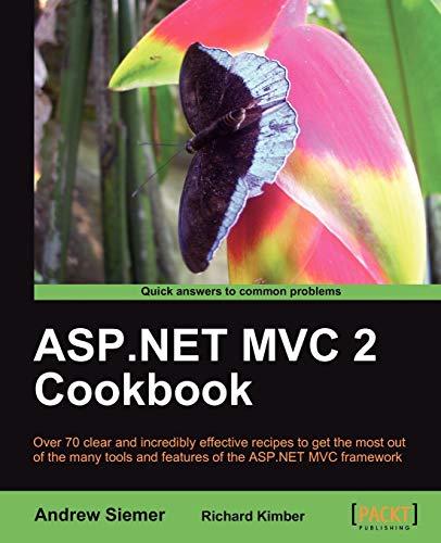 ASP.NET MVC 2 Cookbook (English Edition)