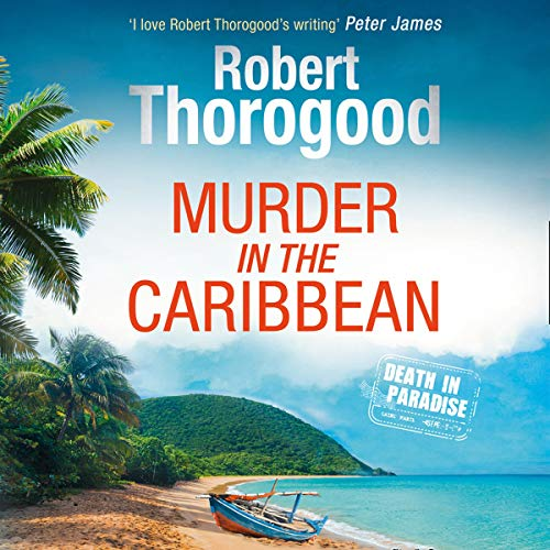 Murder in the Caribbean  cover art