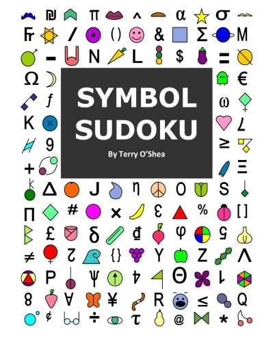 Symbol Sudoku: 270 puzzles to add symbolism to your life!