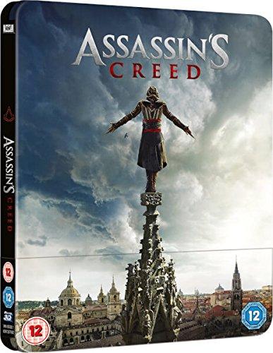 Assassin's Creed Steelbook 3D