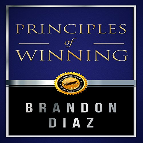 Principles of Winning audiobook cover art